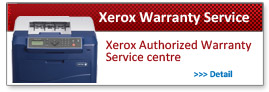 Xerox Warranty