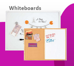NEW! White Boards