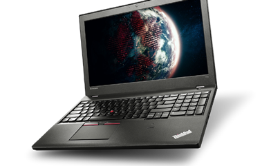 ThinkPad T550 Header Image